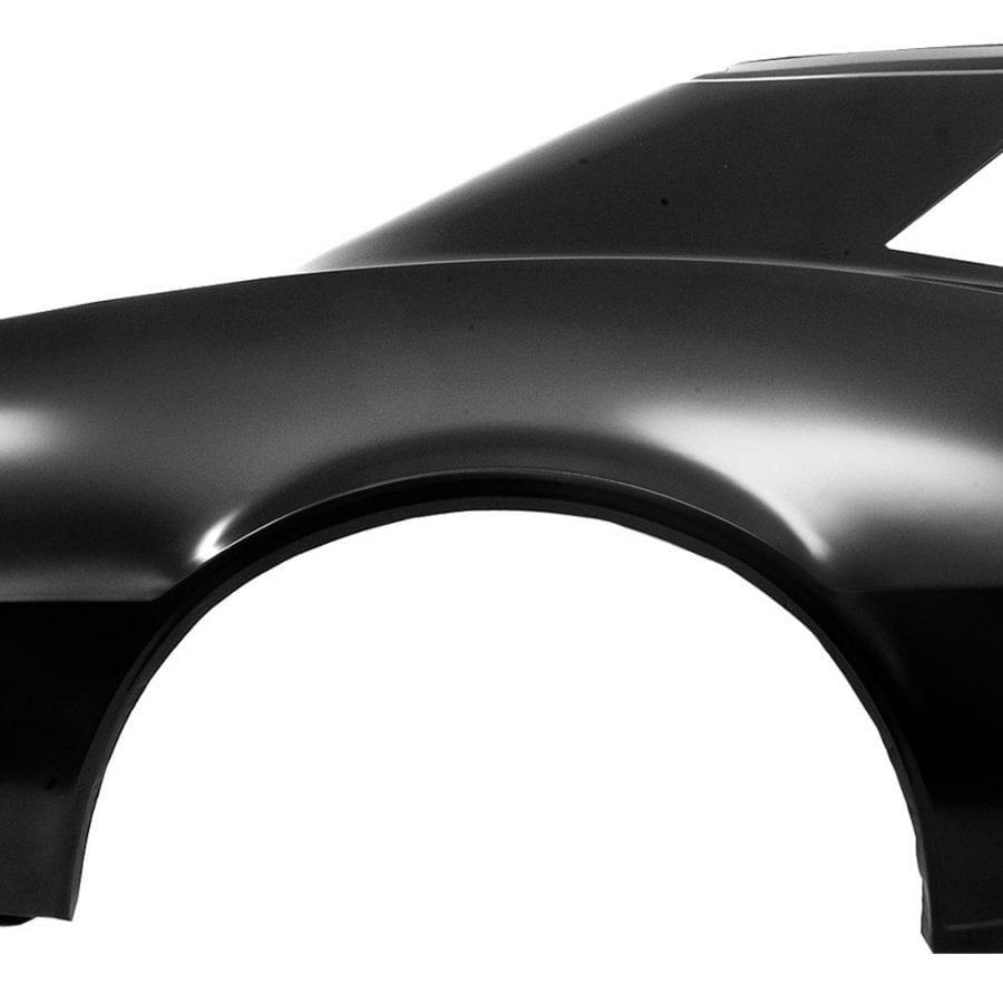 1967 Chevy Camaro Quarter Panel Full Passenger Side (RH) Coupe