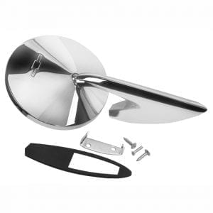 1967 Chevy Impala Mirror Outer Passenger Side (RH)