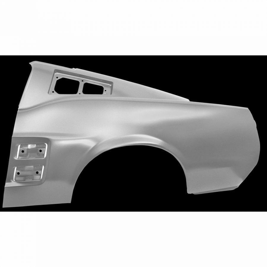 1967 Ford Mustang Quarter Panel Driver Side (LH) Fastback