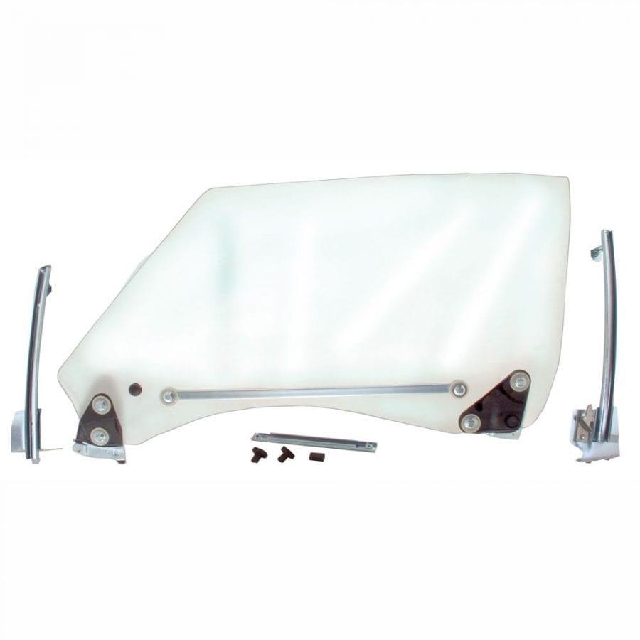 1968-1969 Chevy Camaro or Pontiac Firebird Door Glass Assembly Left