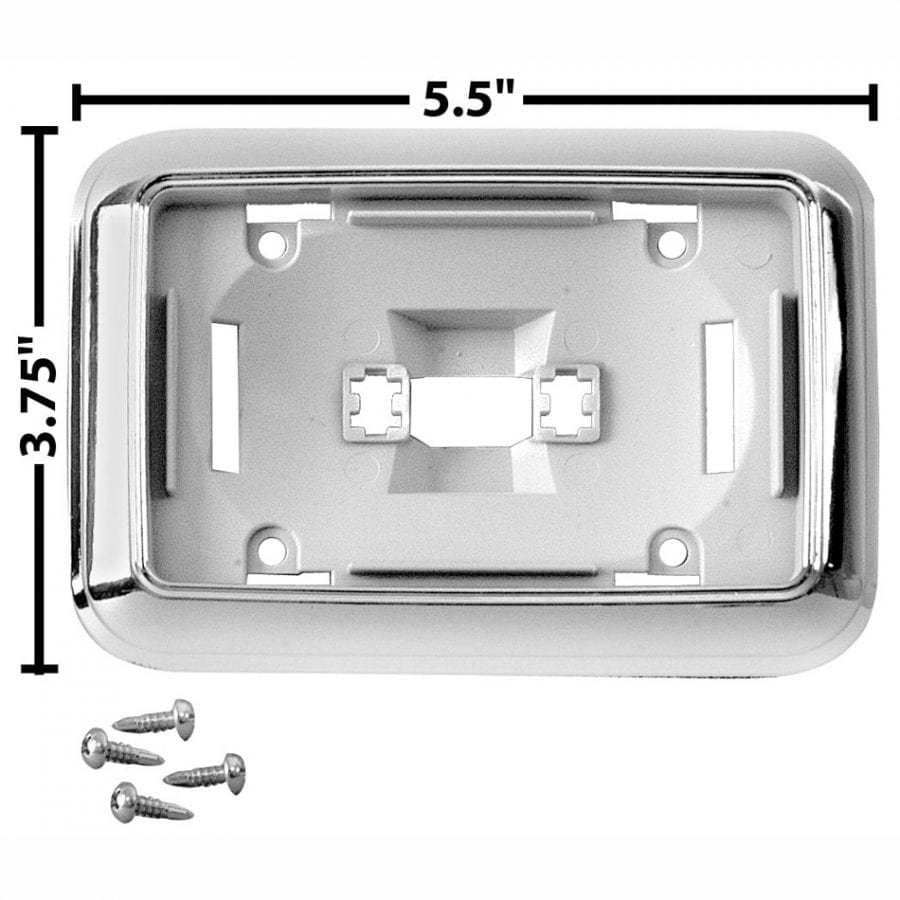 1968-1970 Chevy Chevelle Dome Light Base