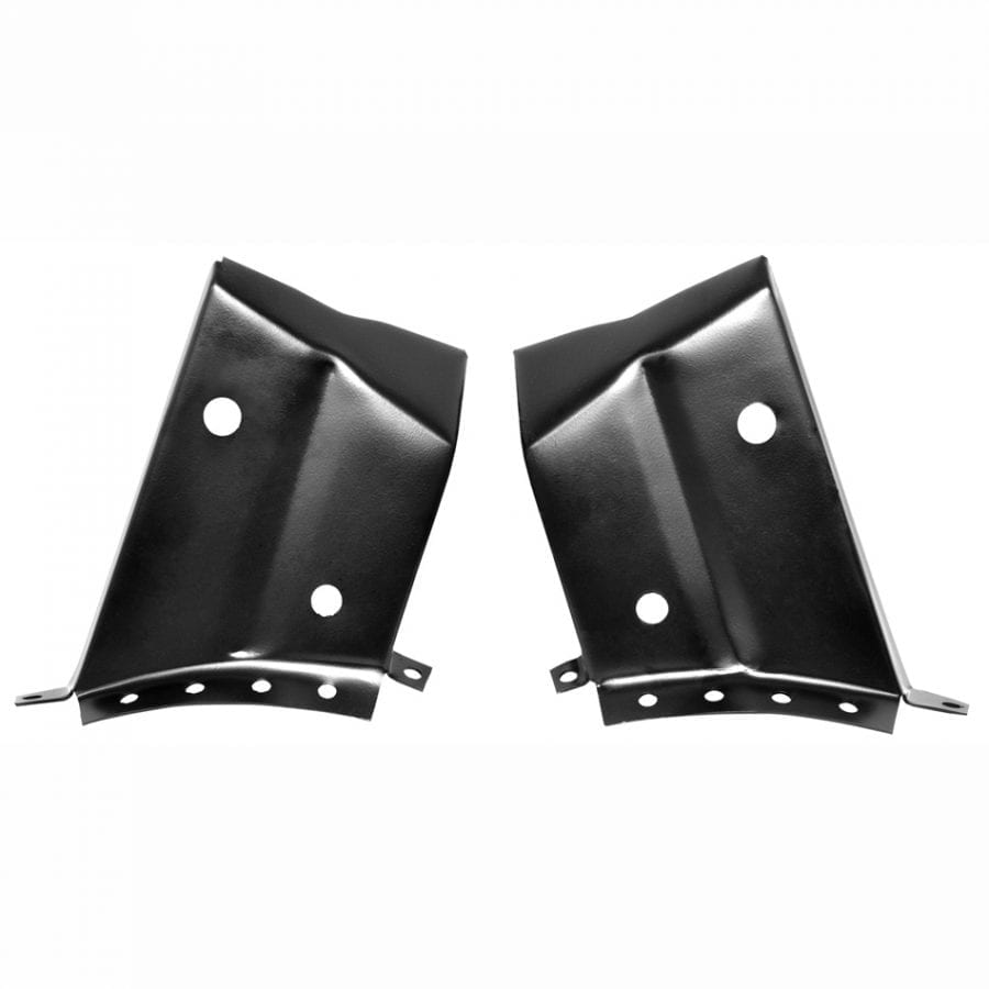 1968-1972 Chevy Chevelle Trunk Hinge Package Shelf Extention