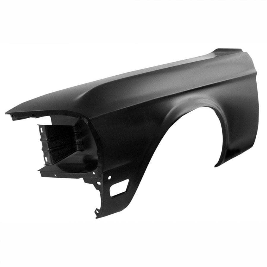 1968 Ford Mustang Fender Driver Side (LH) with Lamp Holes