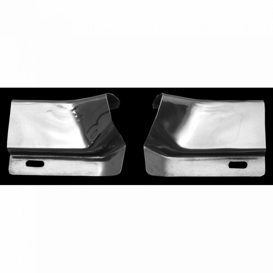 1969-1970 Ford Mustang Drip Joint Cover Molding Fastback