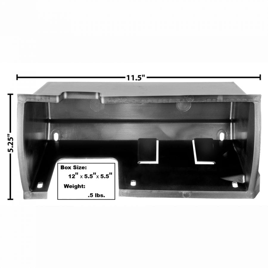 1969-1970 Ford Mustang Glove Box Liner