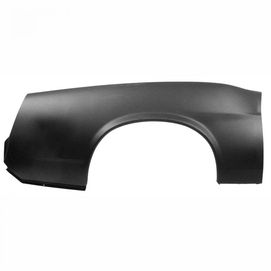 1969-1970 Ford Mustang Quarter Panel Skin Passenger Side (RH) Fastback
