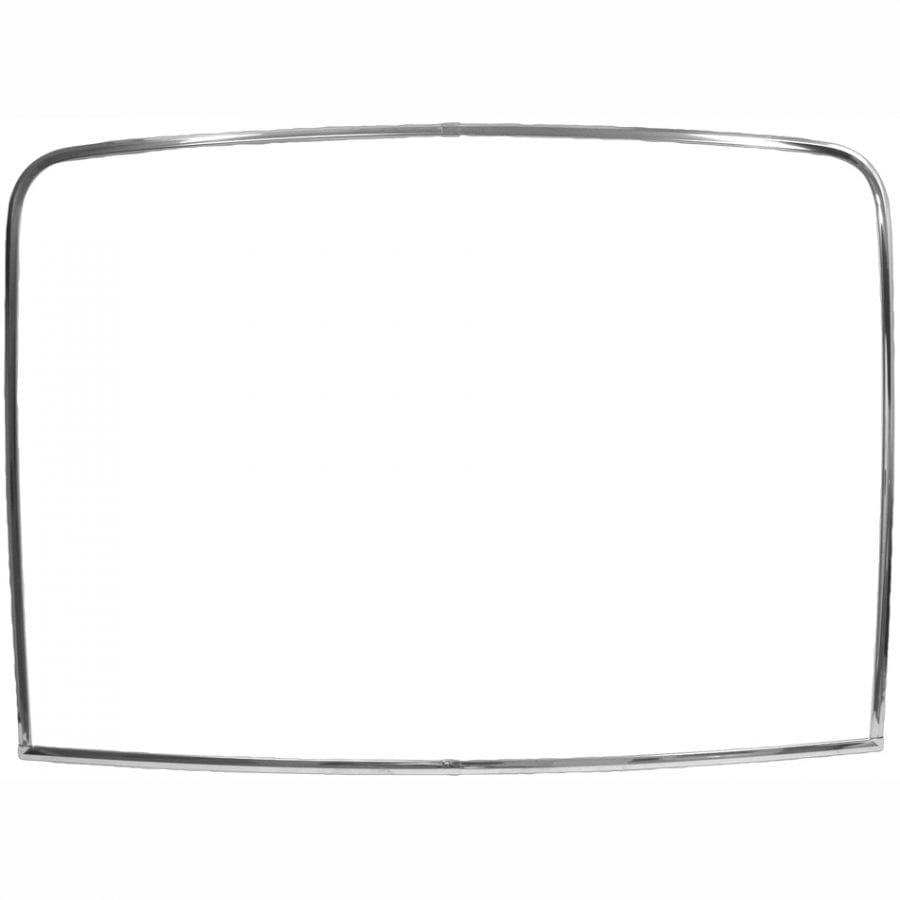 1969-1970 Ford Mustang Rear Window Molding Set Fastback