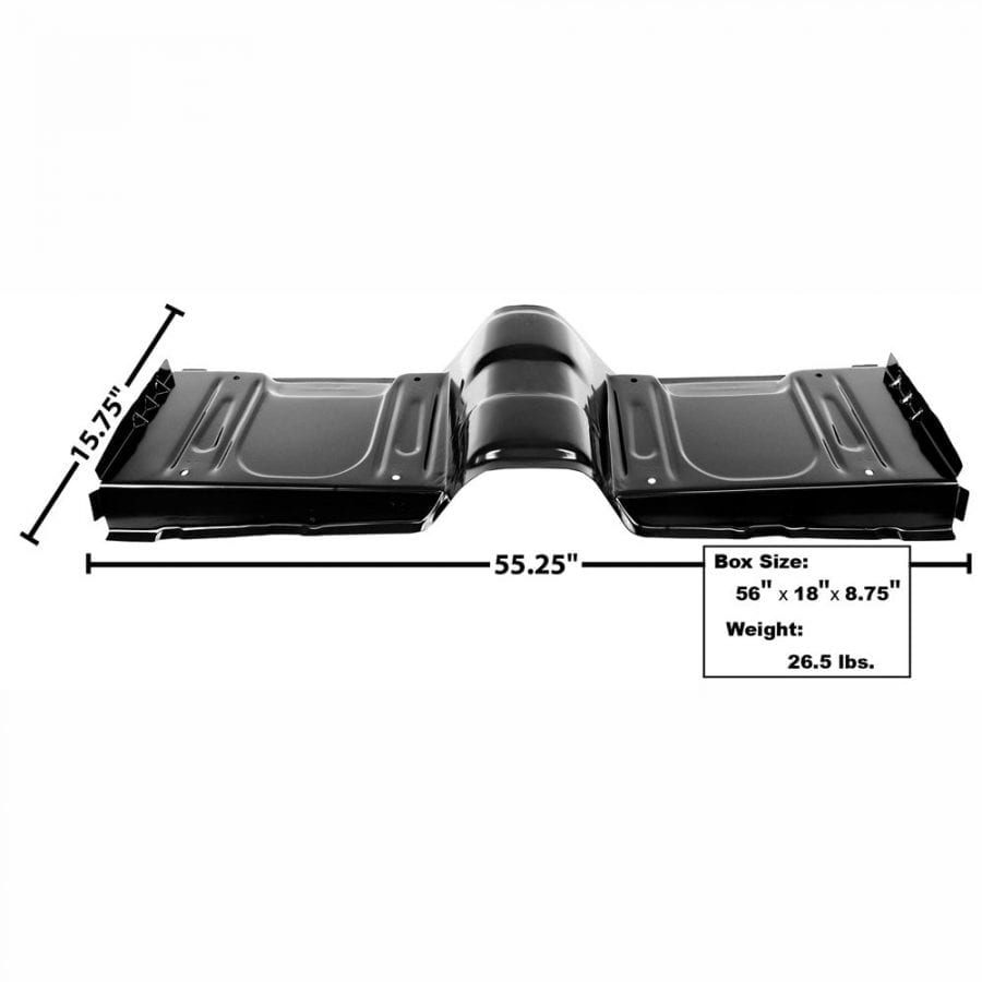 1969-1970 Ford Mustang Seat Platform Coupe or Fastback