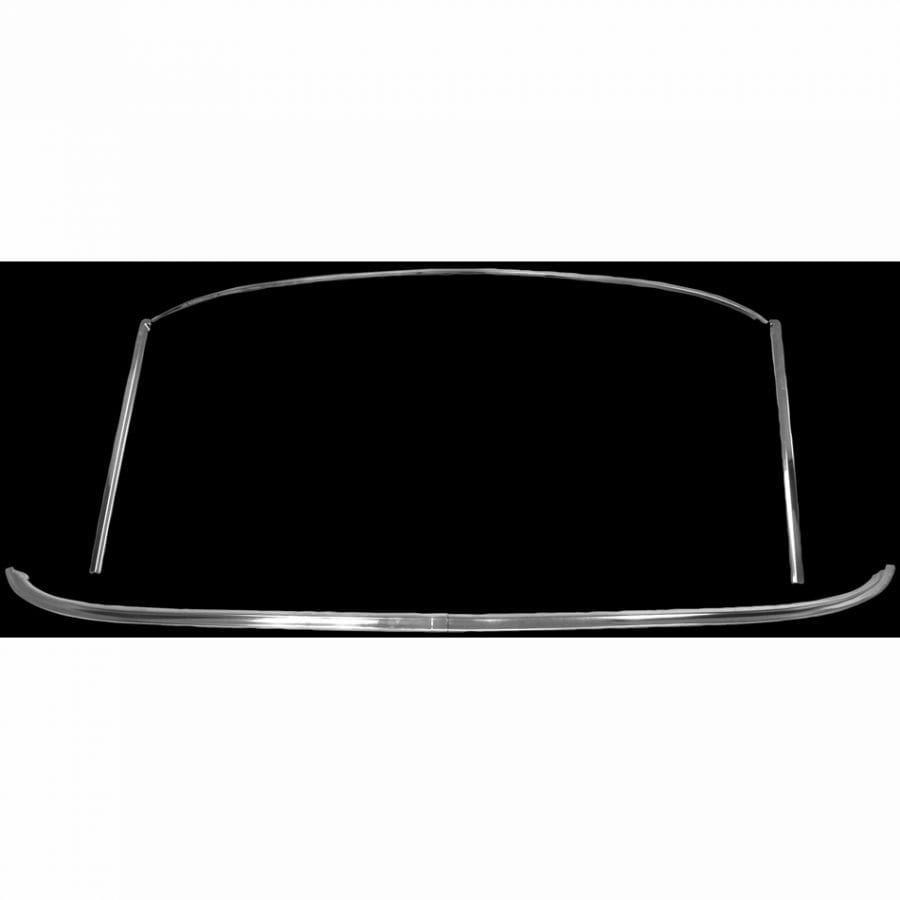 1969-1970 Ford Mustang Windshield Molding Coupe