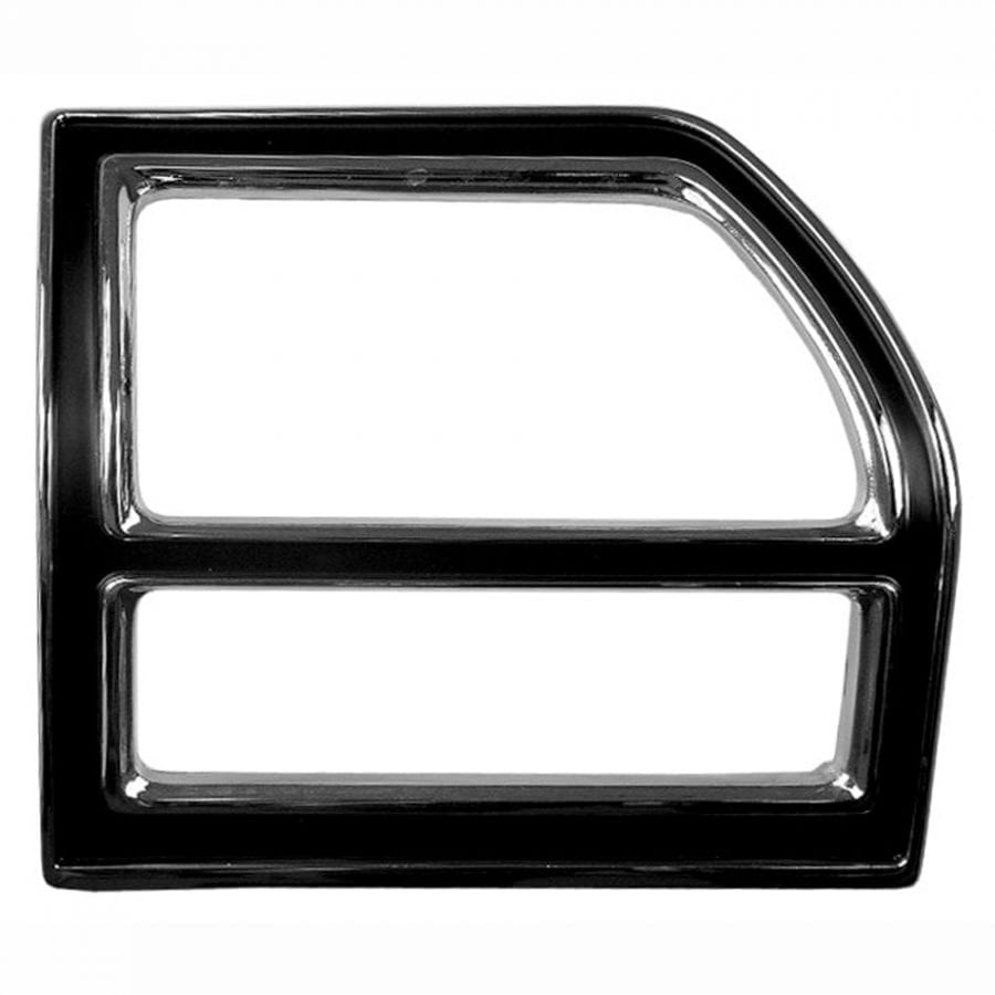 1969 Chevy Chevelle Tail Lamp Bezel Pair