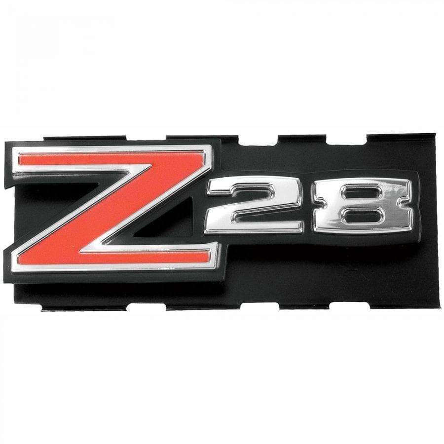 1970-1971 Chevy Camaro Emblem Z28 Grille Emblem