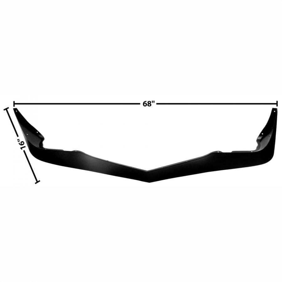 1970-1973 Chevy Camaro Front Spoiler RS