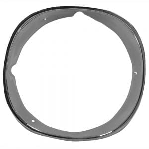 1970-1973 Chevy Camaro Headlamp Bezel Passenger Side (RH)