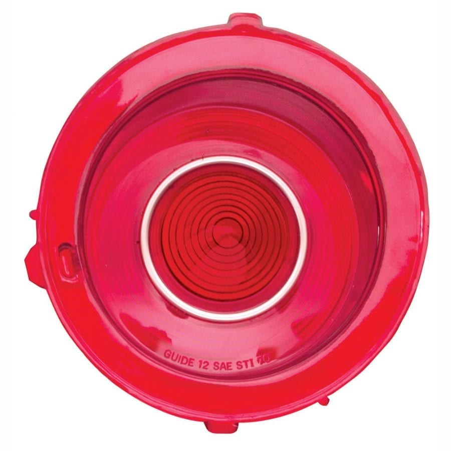 1970-1973 Chevy Camaro Tail Lamp Lens Driver Side (LH) Std