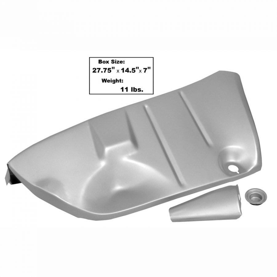 1970-1973 Chevy Camaro or Pontiac Firebird Trunk Floor Drop Off Passenger Side (RH)