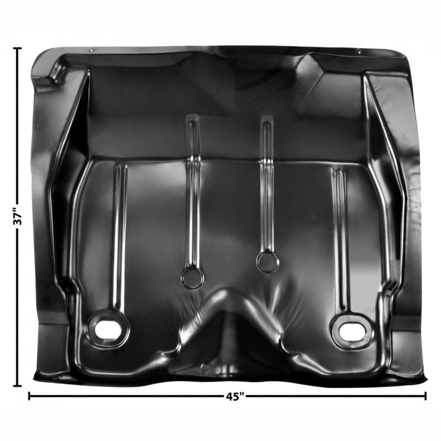 1970-1973 Chevy Camaro or Pontiac Firebird Trunk Repair Panel