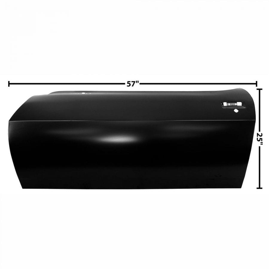 1970-1981 Chevy Camaro Door Skin Driver Side (LH)
