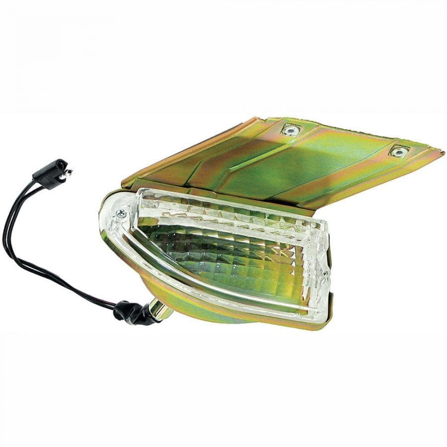 1970 Ford Mustang Parking Lamp Assembly Passenger Side (RH)