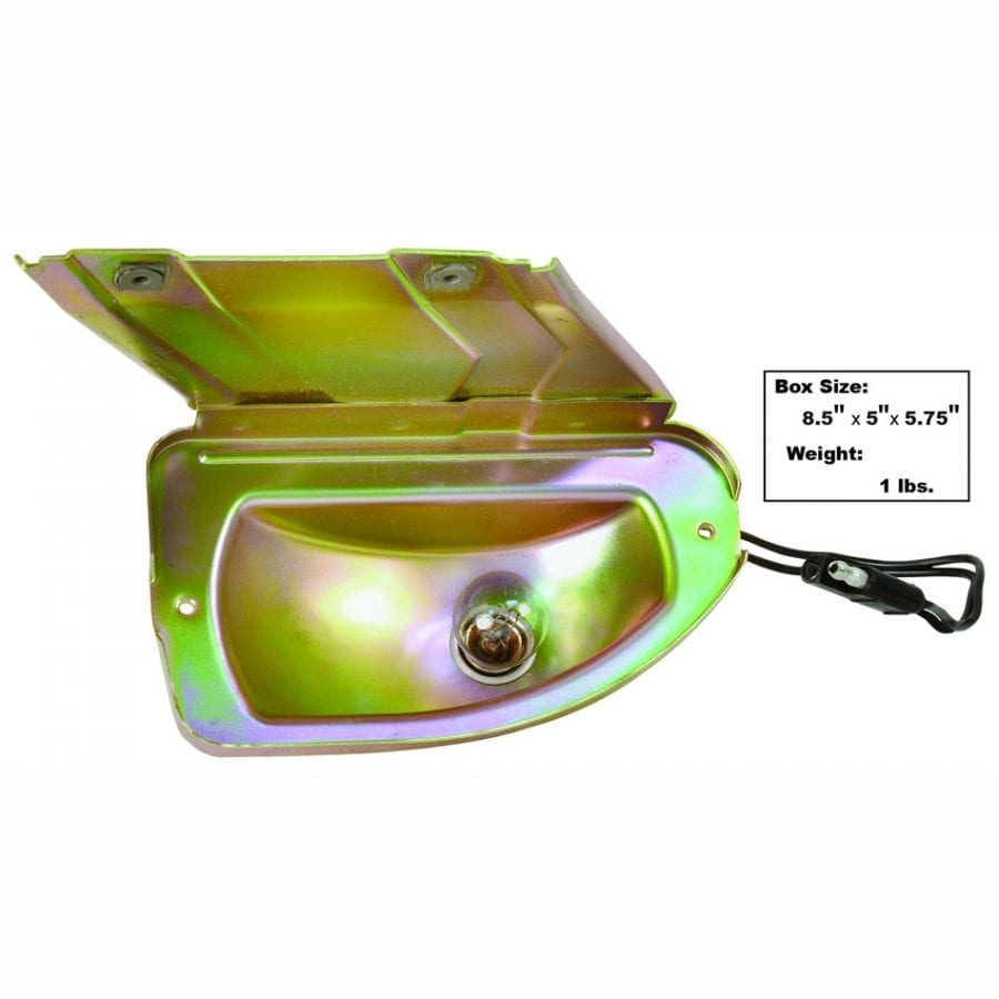 1970 Ford Mustang Parking Lamp Housing Driver Side (LH)