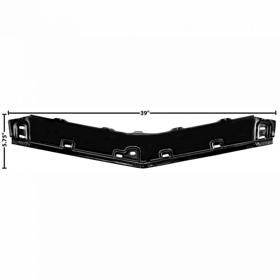1970 Ford Mustang Stone Deflector Front