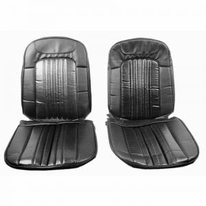 1971-1972 Chevy Chevelle Seat Cover 4Pc Bucket Seat