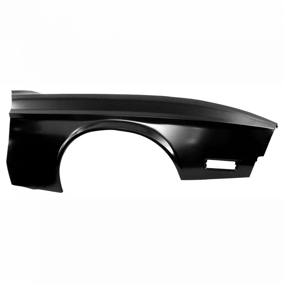 1971-1972 Ford Mustang Fender Passenger Side (RH)