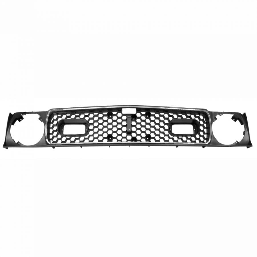 1971-1972 Ford Mustang Grille Mach 1 with Molding
