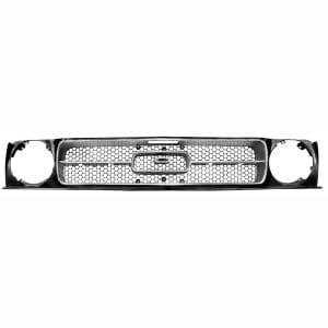 1971-1972 Ford Mustang Grille Std with Molding