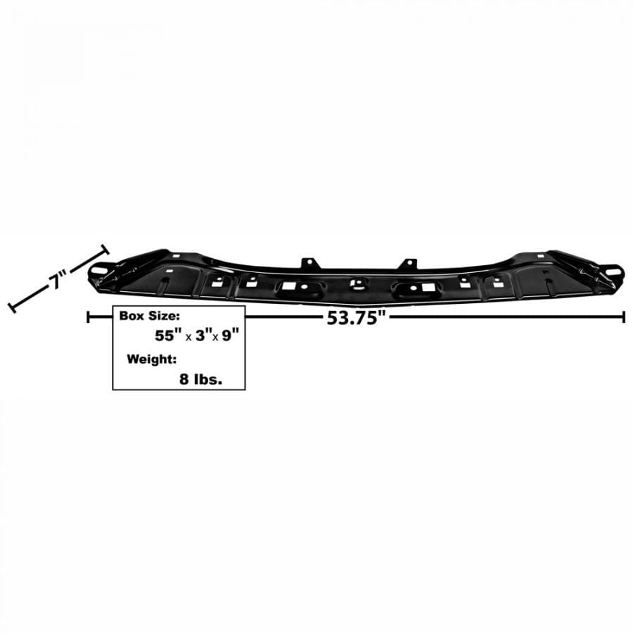 1971-1973 Ford Mustang Bumper Support