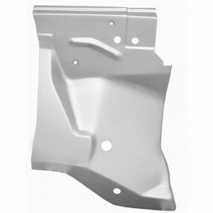 1971-1973 Ford Mustang Fender Apron Rear Driver Side (LH)