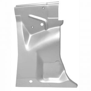 1971-1973 Ford Mustang Fender Apron Rear Passenger Side (RH)