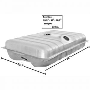 1971-1973 Ford Mustang Gas Tank