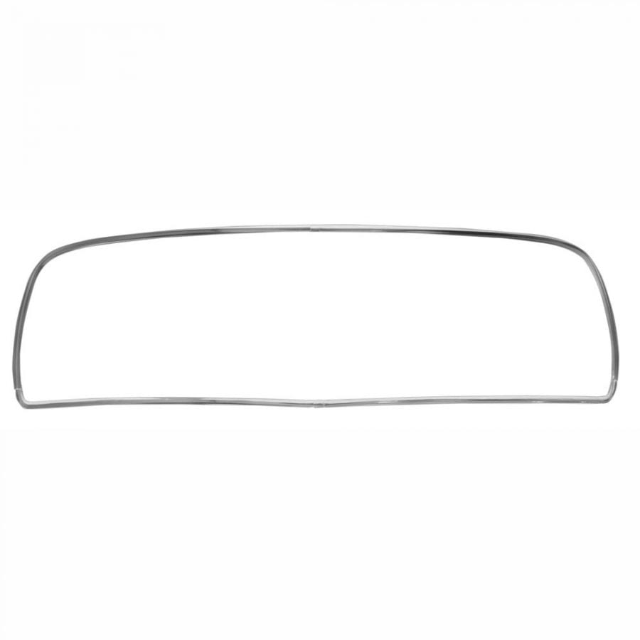1971-1973 Ford Mustang Window Rear Molding Coupe 4Pc
