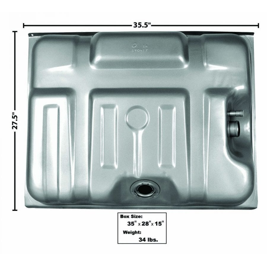 1973-1978 Ford Pickup Truck Gas Tank (Ccf26A)