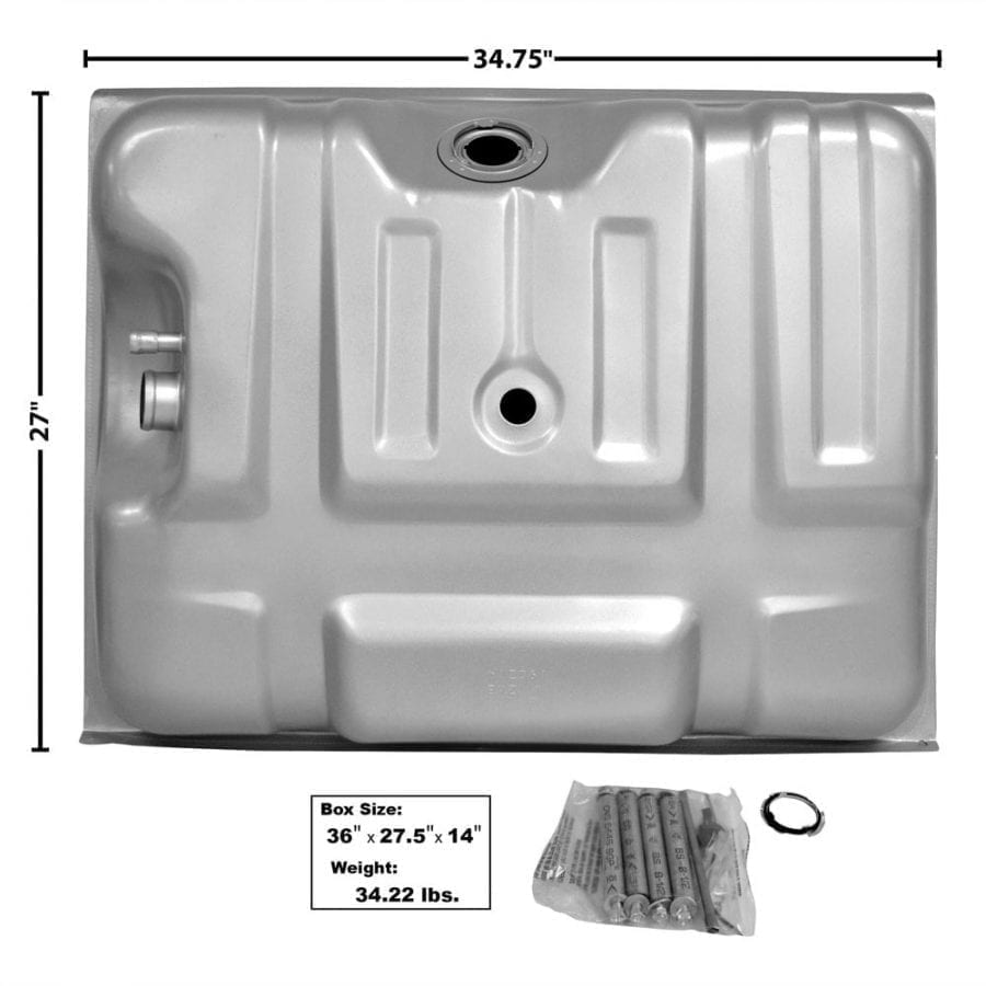 1973-1979 Ford Pickup Truck Gas Tank (Ccf26B)