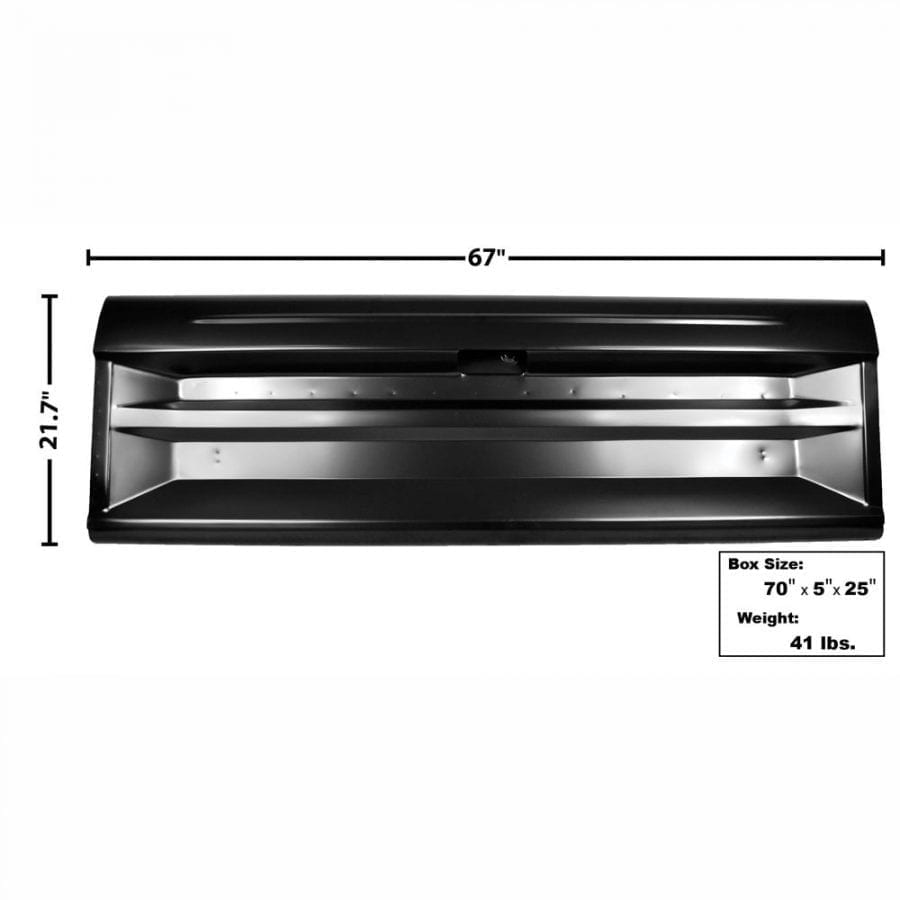 1973-1979 Ford Pickup Truck Tailgate Styleside