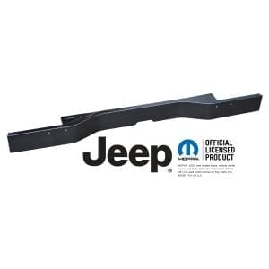 1976-1995 Jeep CJ7 and YJ Wrangler Rear Floor Riser