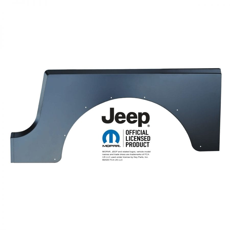 1987-1995-Jeep-YJ-Wrangler-Rear-Quarter-Panel-Drivers-Side