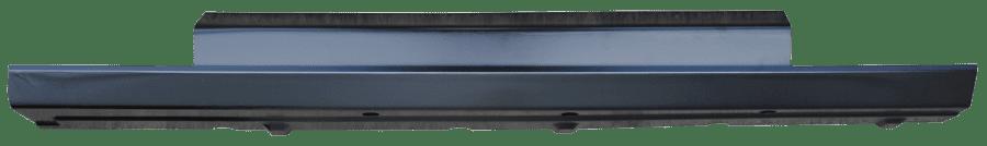 2007-13 Chevy Silverado GMC Sierra 2Dr Slip On Rocker Panel Passenger Side