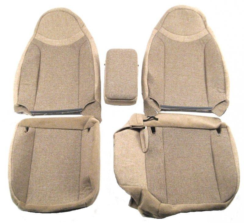 Dodge D150 Floor Mats: 1982-1993 S10/S15 Cab Floor Support, Passenger Side