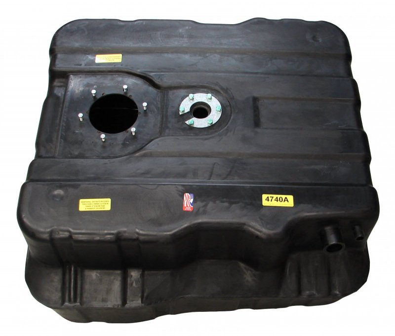 "2000-2010 Ford Super Duty F350-F550 ""Diesel Only"" Pickup 40 gallon fuel tank with 6 Bolt Sending Unit Hole"