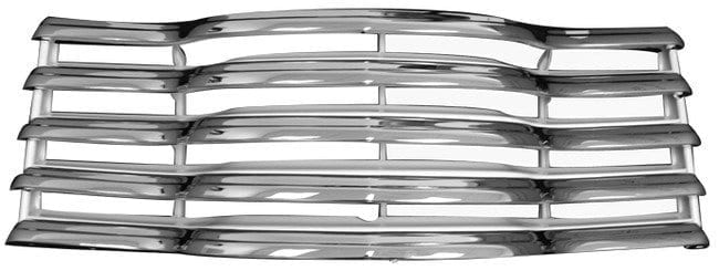 Chevy Pickup Grille ChromePainted image .jpeg