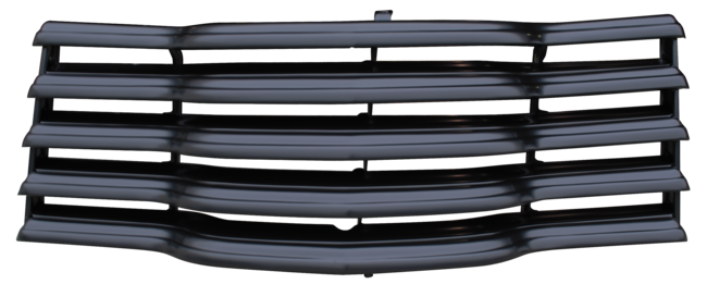 Chevy Pickup Grille PaintedBlack image .png