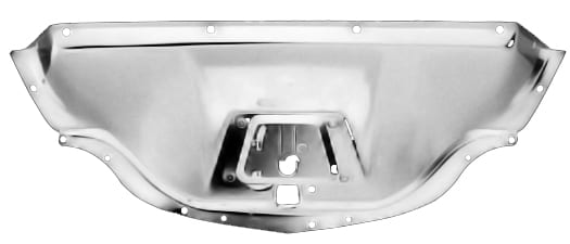 Chevy Pickup Hood Latch Panel Chrome image .jpeg