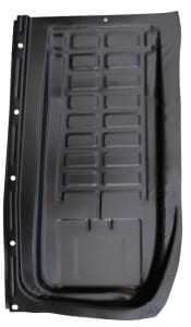 VOLKSWAGEN BEETLE SUPERBEETLE REAR FLOOR PANEL DRIVERS SIDE image .jpeg
