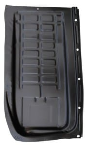 VOLKSWAGEN BEETLE SUPERBEETLE REAR FLOOR PANEL PASSENGERS SIDE image .jpeg