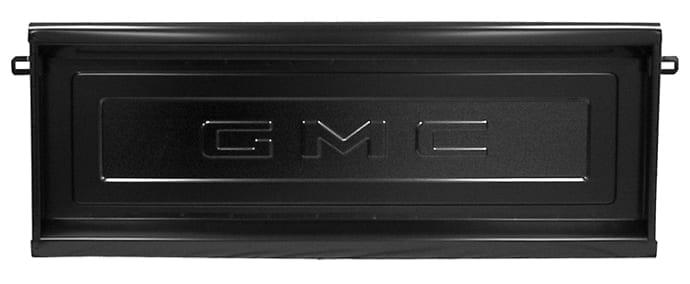 GMC Stepside Pickup Tailgate w GMC Lettering image .jpeg