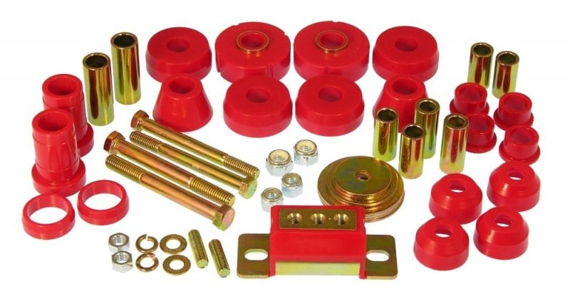 Chevy  Ton WD Pickup Total Bushing Kit image .tiff