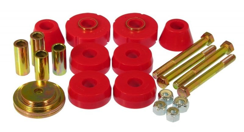 Chevy WD Pickup Standard Cab Body Mount Bushings image .tiff