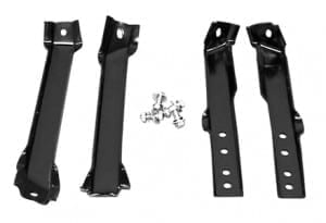 GM Pickup Rear Bumper Brackets Fleetside image .jpeg